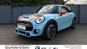 MINI Cooper S – Delaney Edition