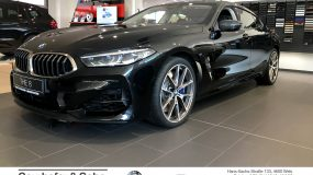 BMW M850 i xDrive Gran Coupé