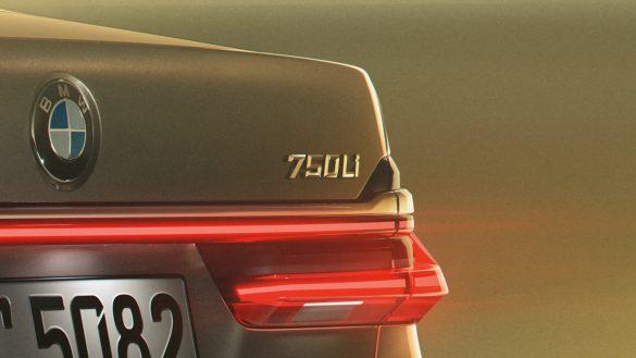 BMW 7er Limousine 750Li