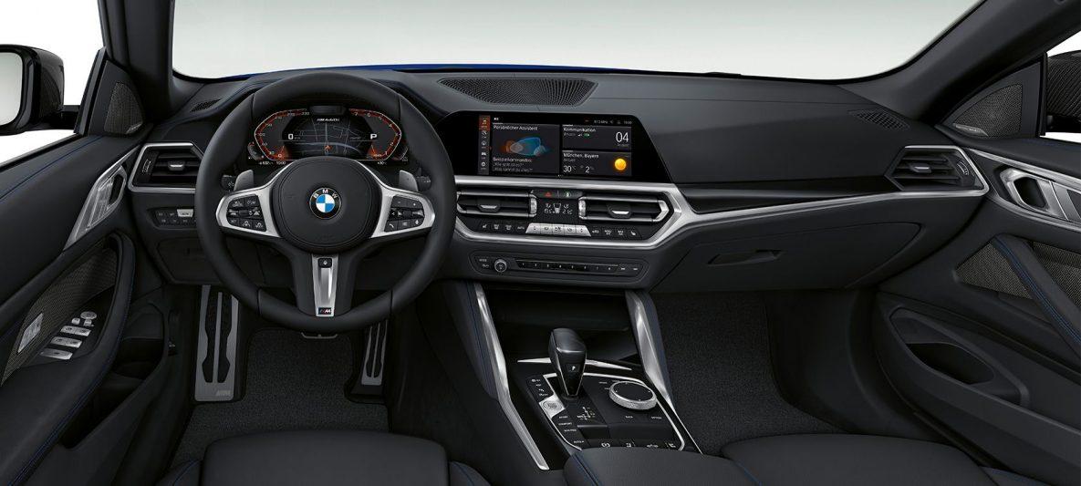 BMW M440i xDrive Cabrio Cockpit