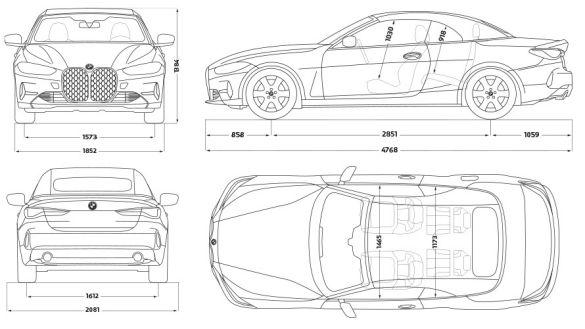 Technische Daten BMW M440i xDrive Cabrio