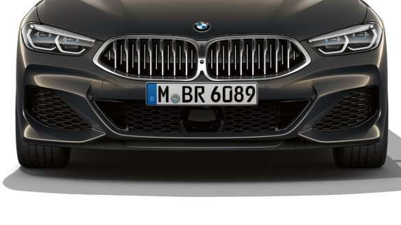 BMW 8er Cabrio Frontschürze