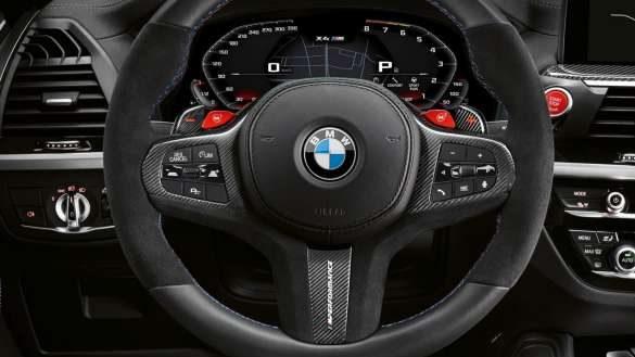 BMW X4 M M Servotronic