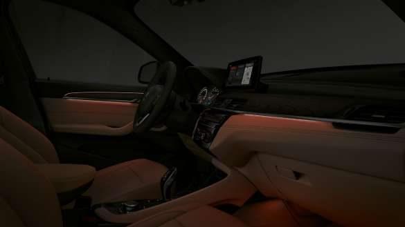 BMW X1 Lichtpaket