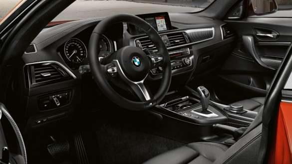 BMW 2er Coupé variable Sportlenkung