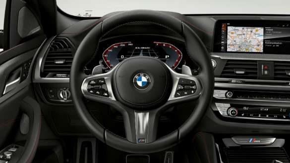 BMW X4 variable Sportlenkung - Lenkrad