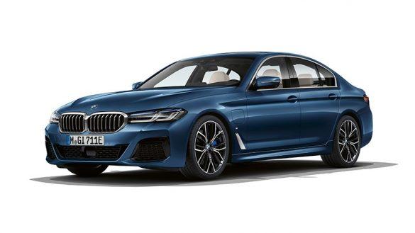 BMW 5er Limousine Plug-In Hybrid