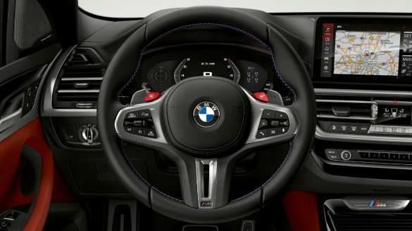 BMW X3 M F97 LCI Facelift 2021 M Servotronic