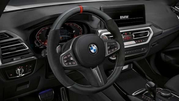 BMW X4 G02 M Performance Lenkrad 2021